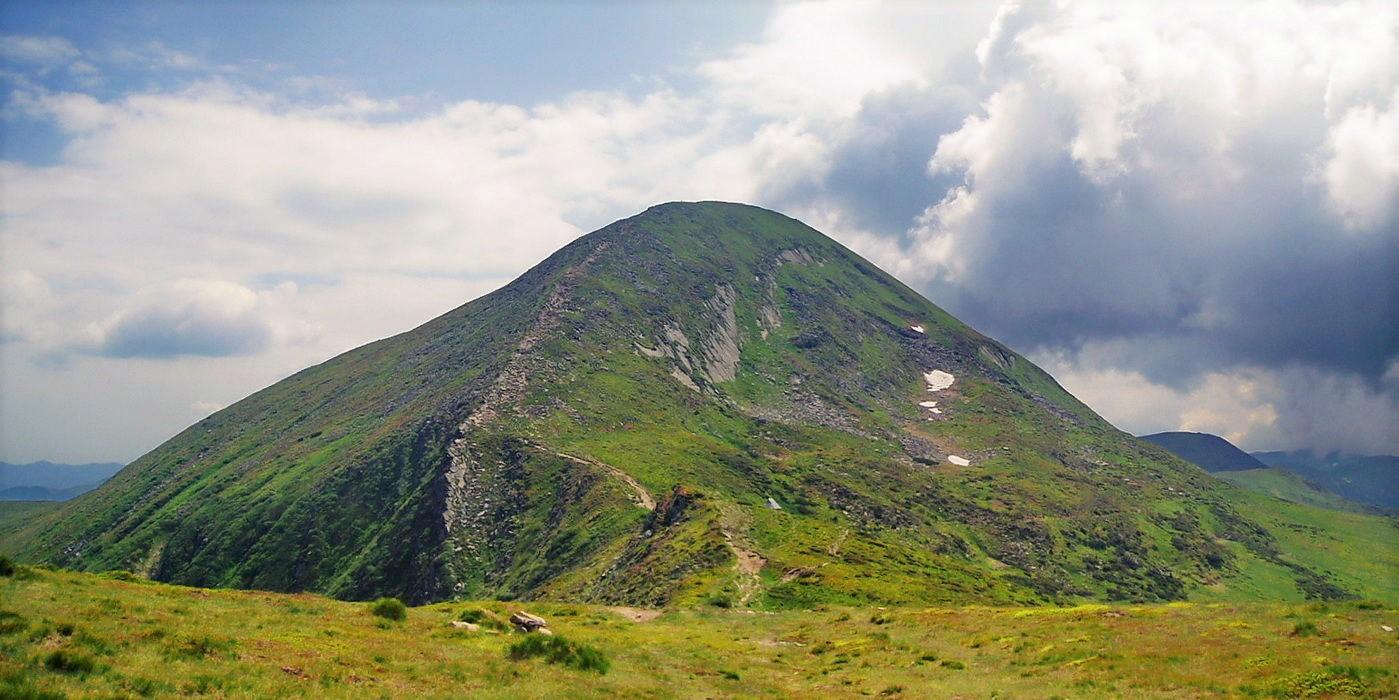 Говерла, сходження на Говерлу, тури на Говерлу