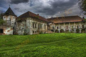 Поморянський замок. Екскурсії зі Львова