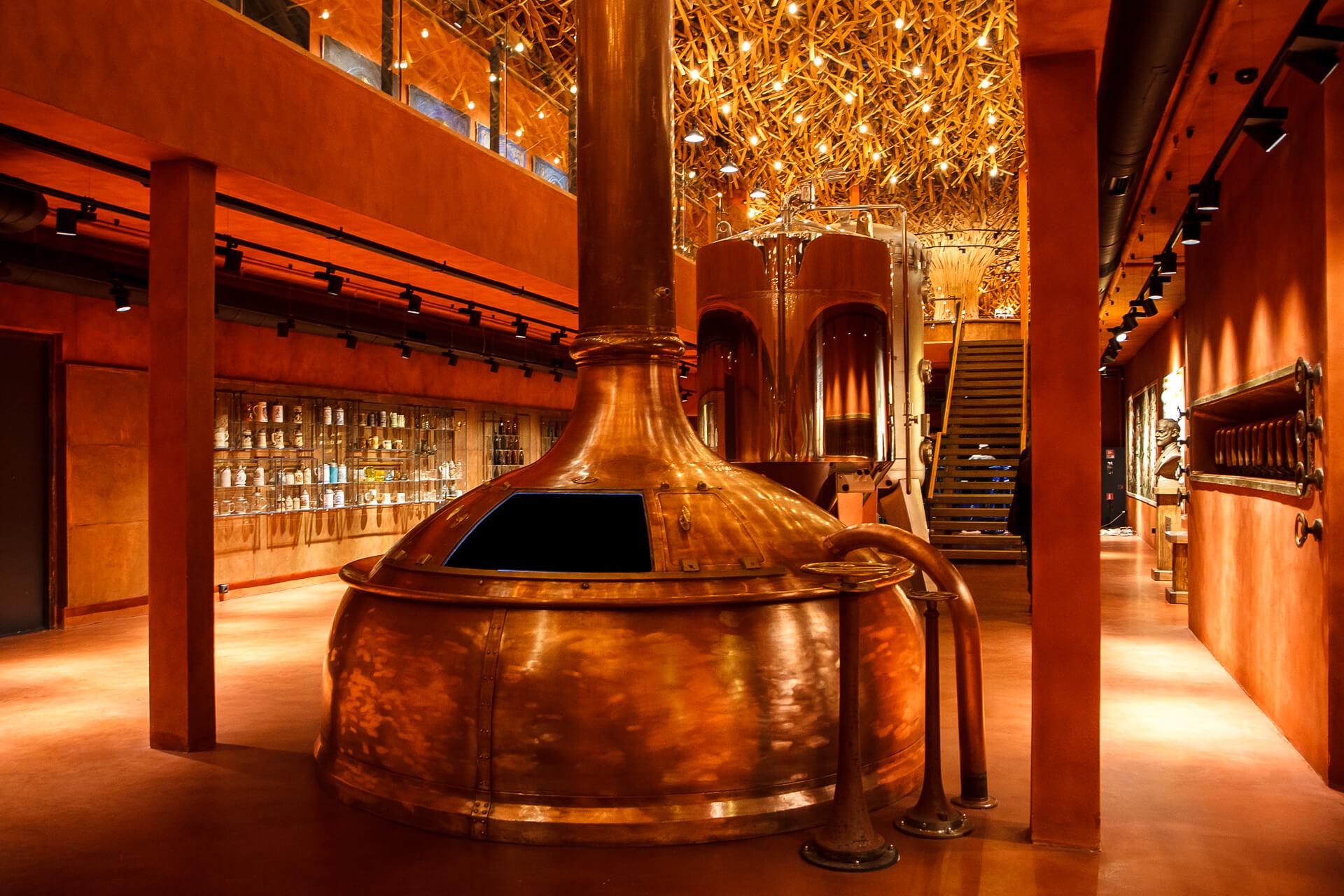 Львоварня, музей пива во Львове, пивная экскурсия, экскурсии Львов