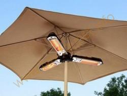 Гаджет зонт с подогревом. Экскурсии Львов цена