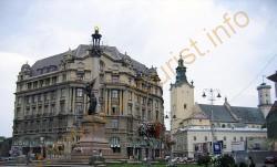 львівський хмарочос