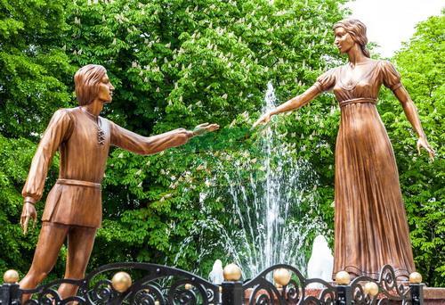Романтичний Львів, романтичні місця у львові