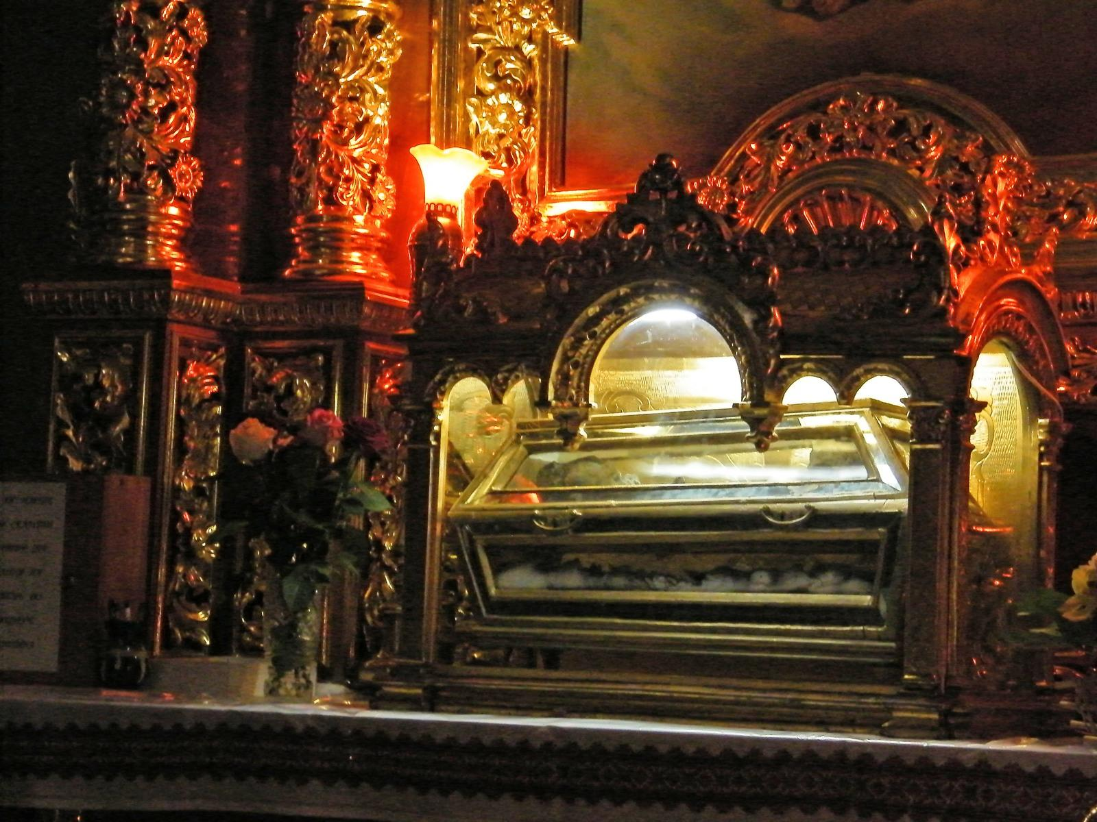Экскурсии со Львова, мощи святого Валентина