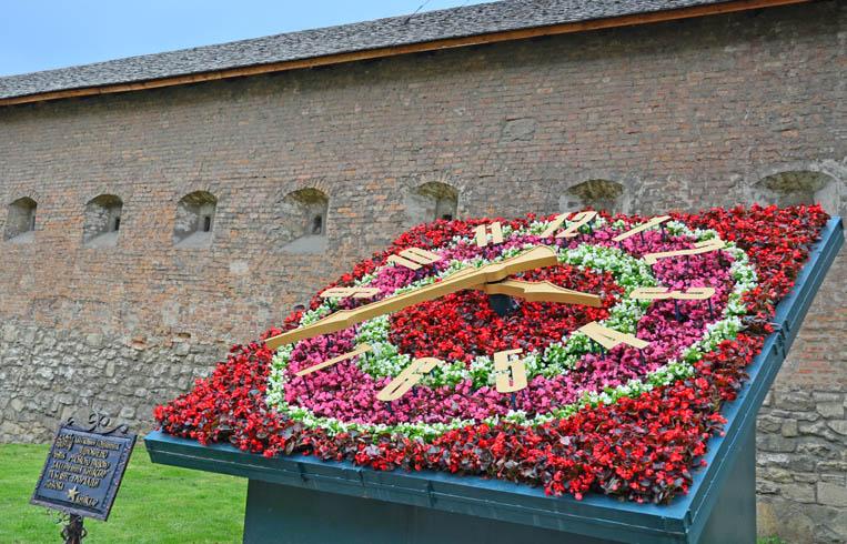 экскурсии во Львове, экскурсии цена, цветочные часы