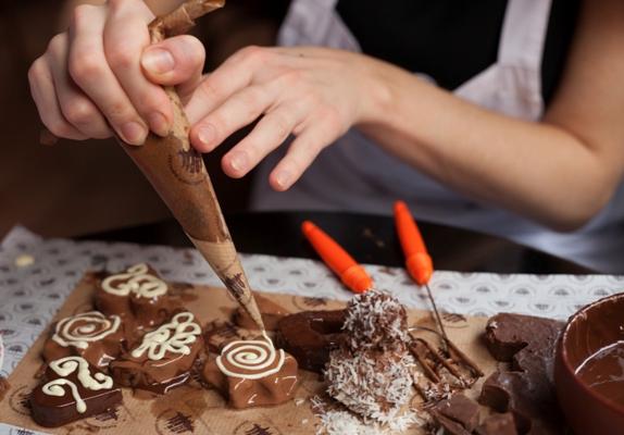 шоколадний майстер-клас