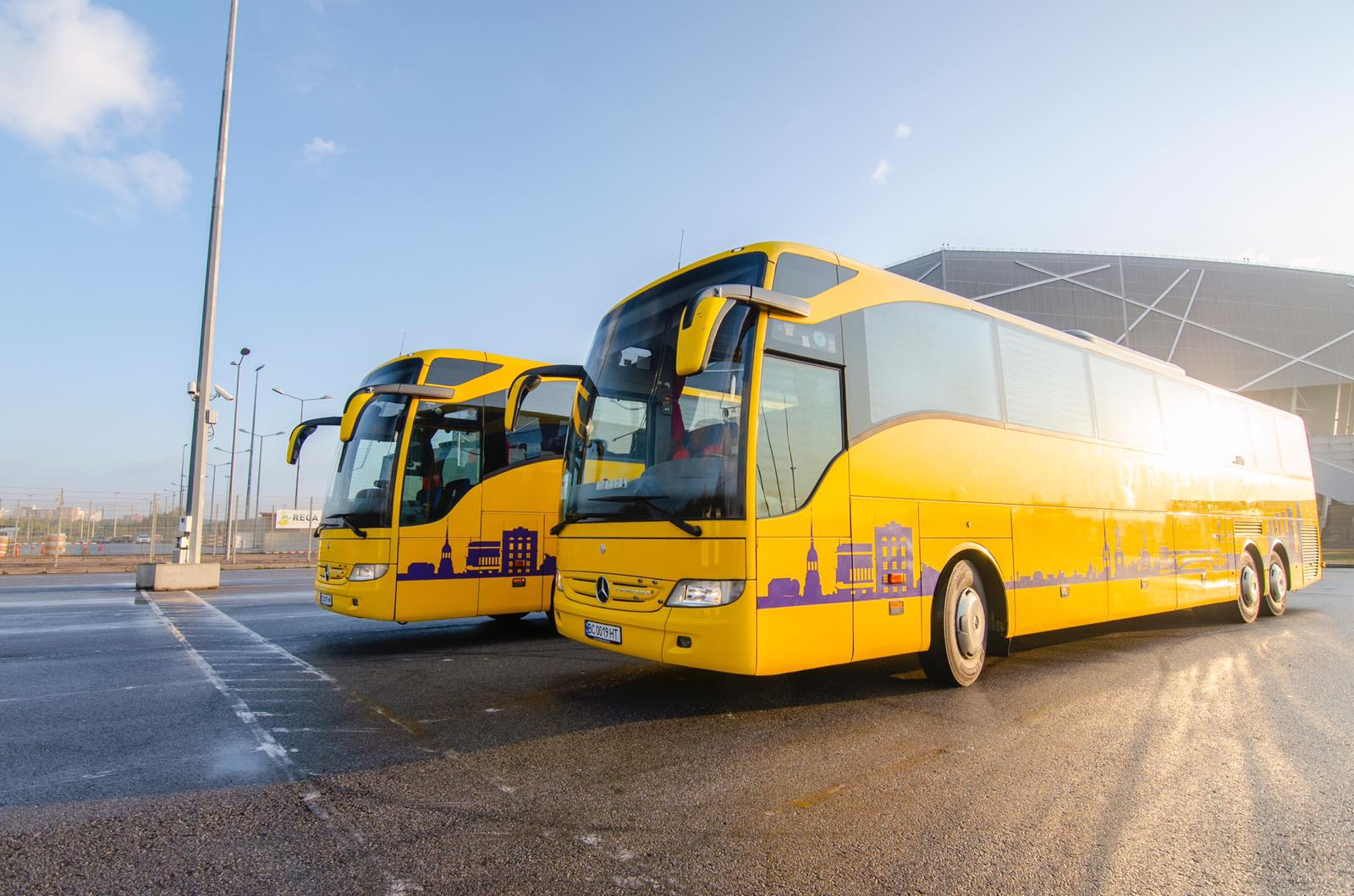 rent a bus in Lviv, rent a tourist bus, bus from Lviv abroad, transfer іn Lviv, touristic bus
