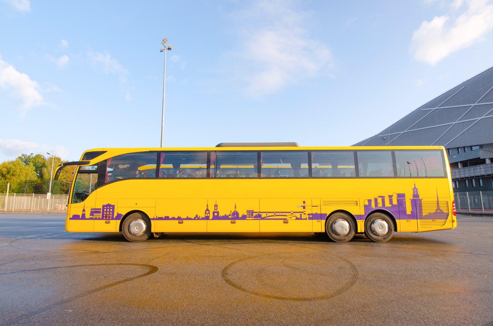 аренда автобуса во Львове, аренда туристического автобуса, автобус из Львова за границу, заказ трансфера, автобус для экскурсии