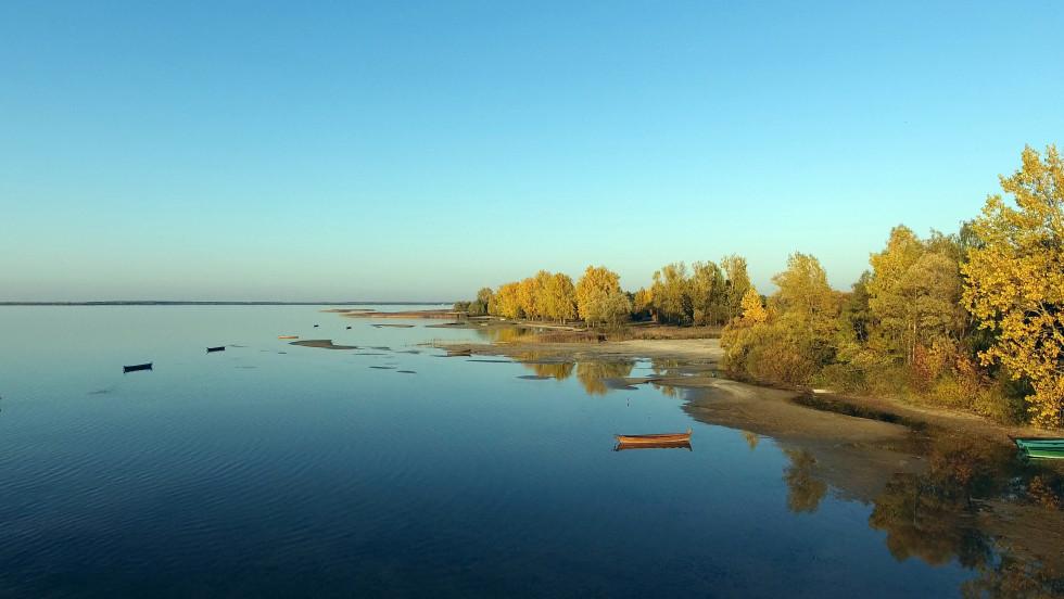 тури екскурсії Волинь, Шацькі озера, озеро Світязь, тури на Волинь зі Львова
